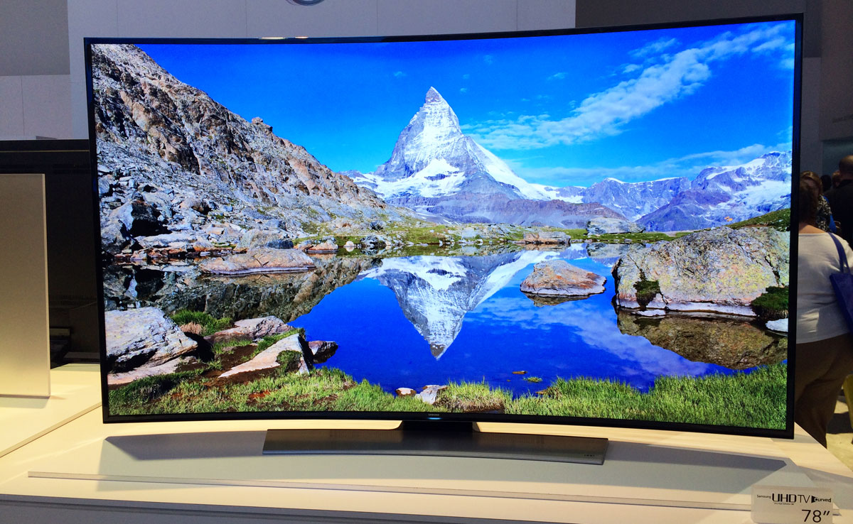 HIGHEST RATED SAMSUNG 4K TVS OF 2015